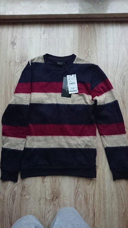Sweter Zara. Slim.