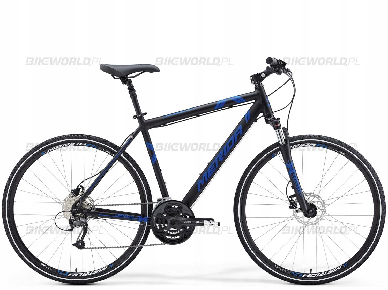 WYPRZEDAŻ!!!Rower crossowy MERIDA CROSSWAY 40-D 48