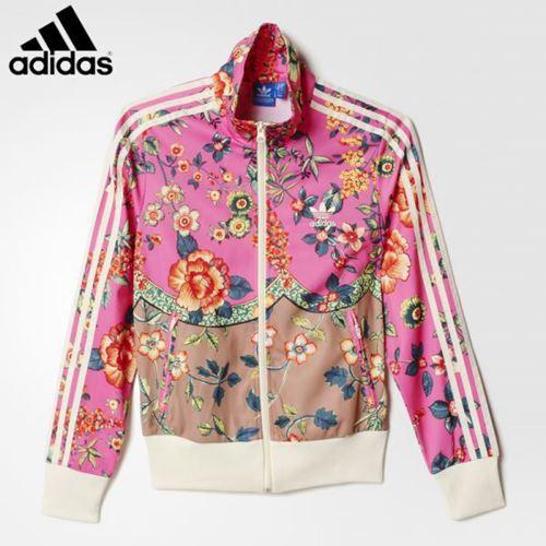 sprawdzić informacje o wersji na sklep Adidas bluza print firebird multicolor oldschool