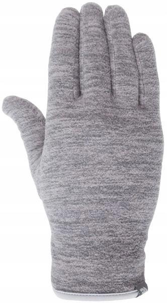 Rękawiczki uniwersalne 4F REU001 szary melanż XS