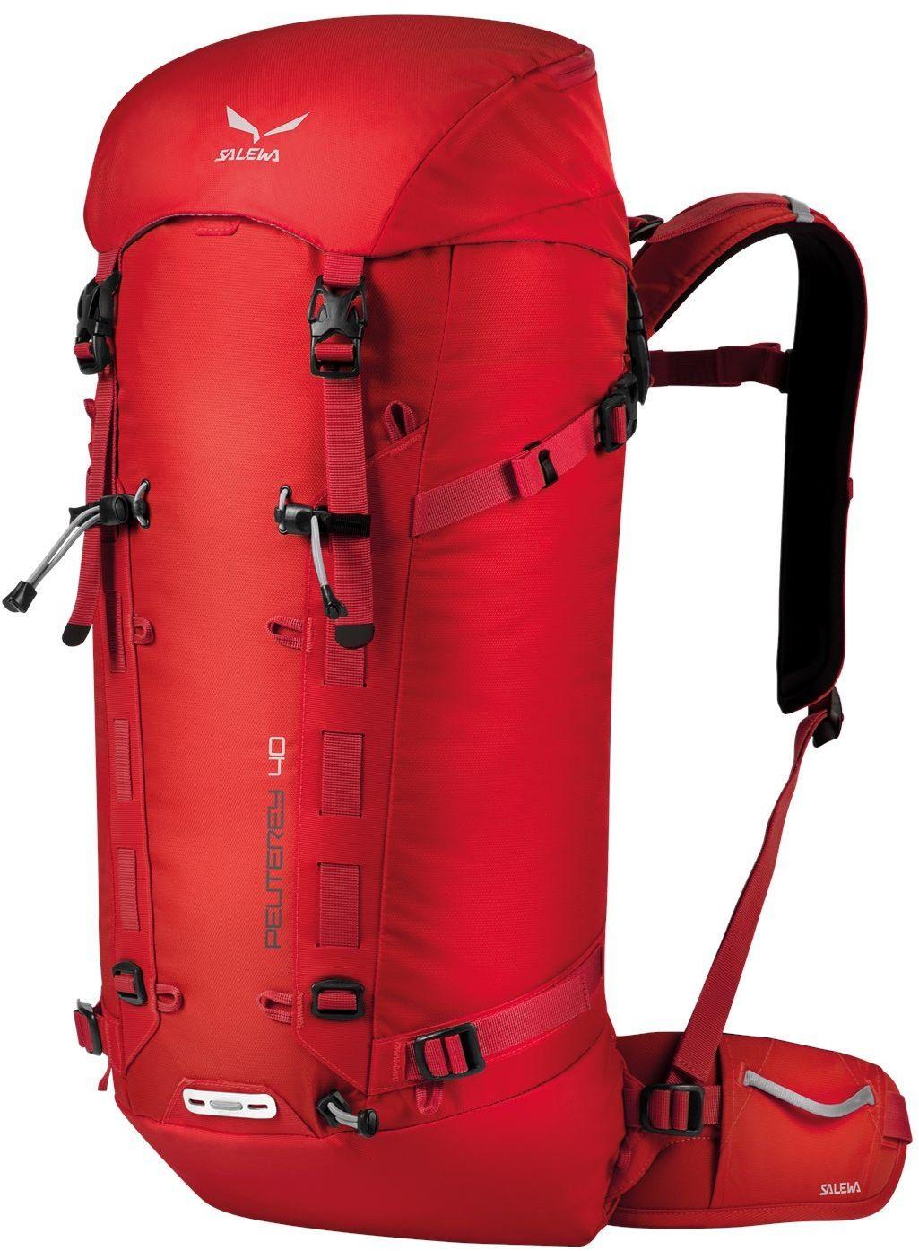 Salewa Plecak trekkingowy Peuterey 40 Pompei Red