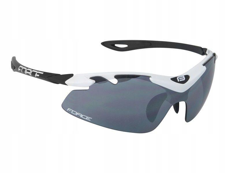 FORCE DUKE okulary sportowe z wymiennymi szkłami