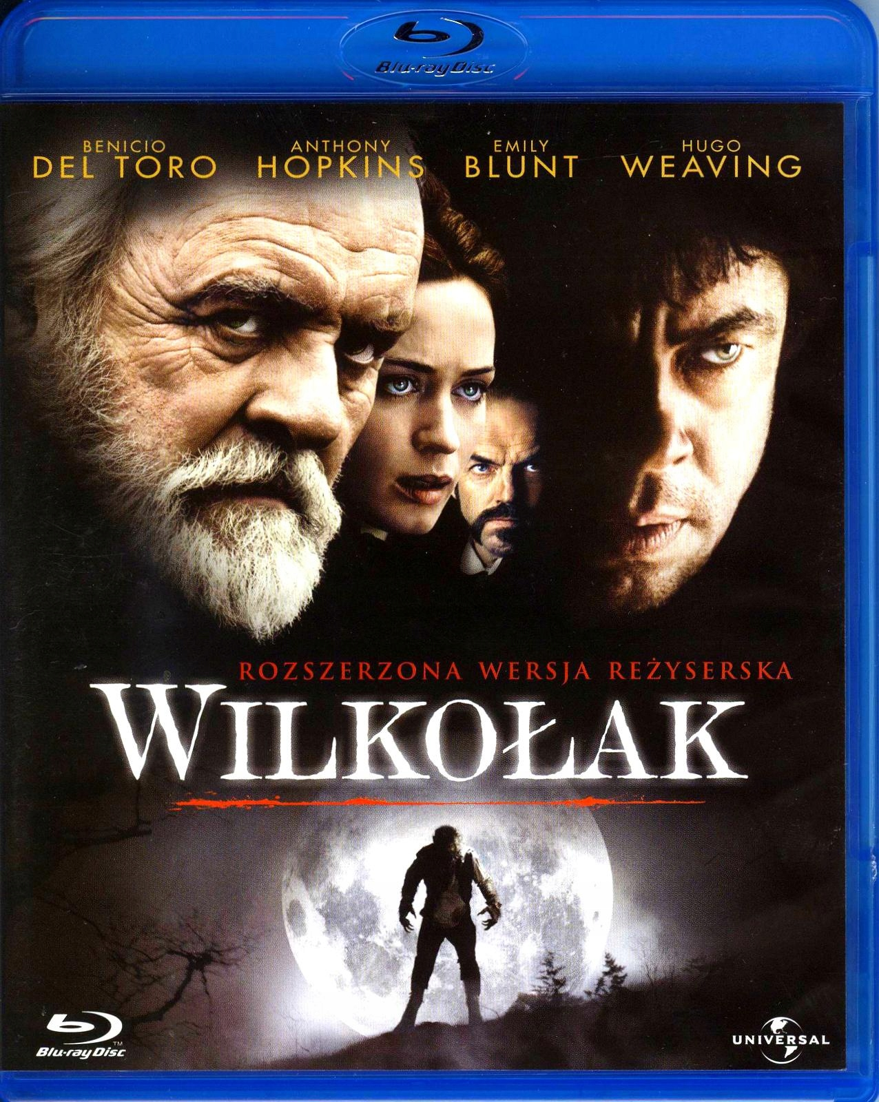 WILKOŁAK /2010/ BLU RAY