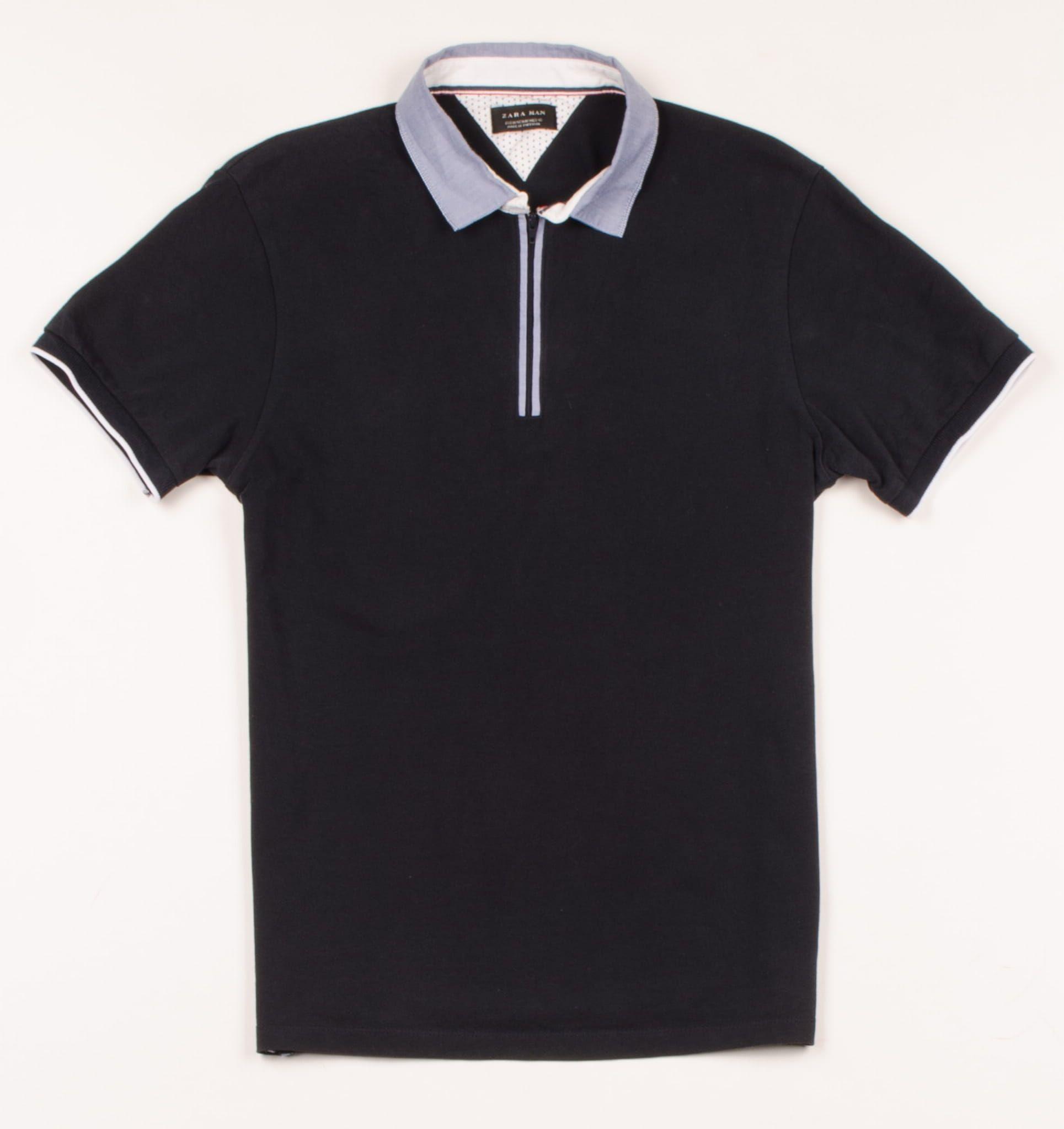 31189 Zara Koszulka Polo Męska M