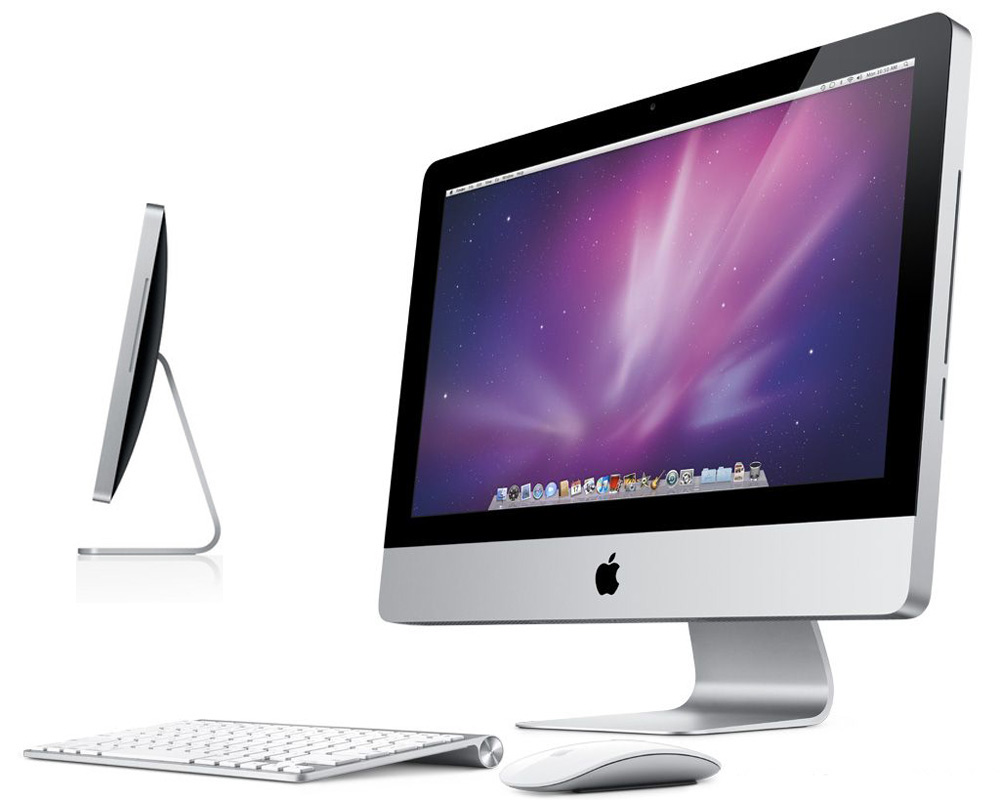 IPS Apple iMac 21,5 i5 3,2Ghz 8GB 1920x1080 Ssd500