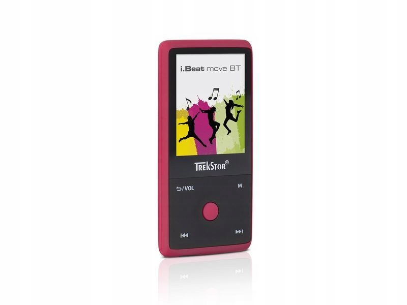 Odtwarzacz MP3 Trekstor i.Beat BT 8 GB WADA BCM