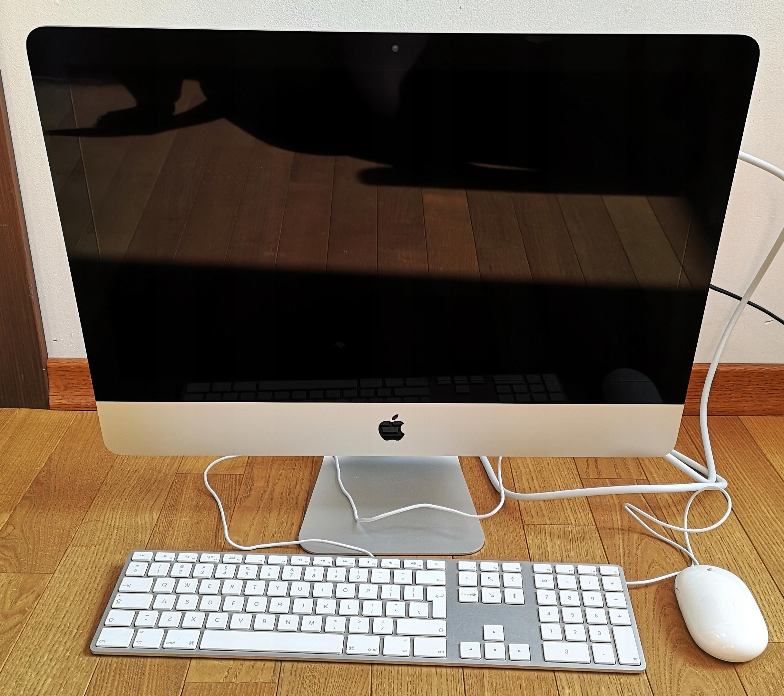 "Apple iMac 21,5"" slim i5/1TB/8GB mod A1418"