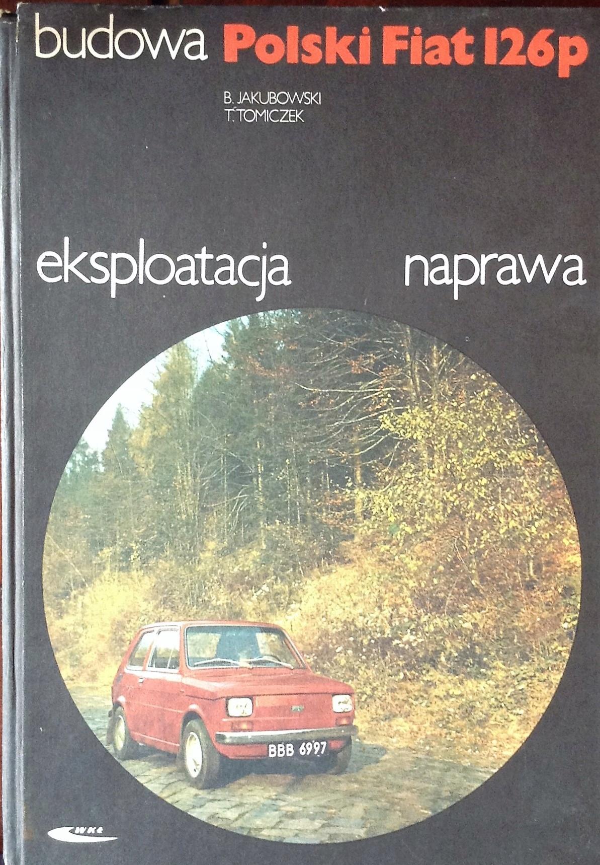 Jakubowski, Tomiczek - Polski Fiat 126p