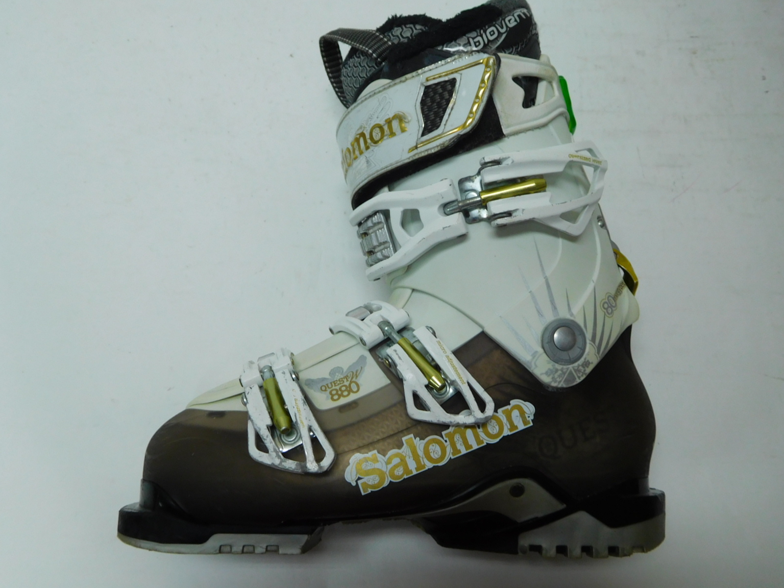 Salomon QUEST 880W, 24cm(38)(2012)[1260]ski-walk