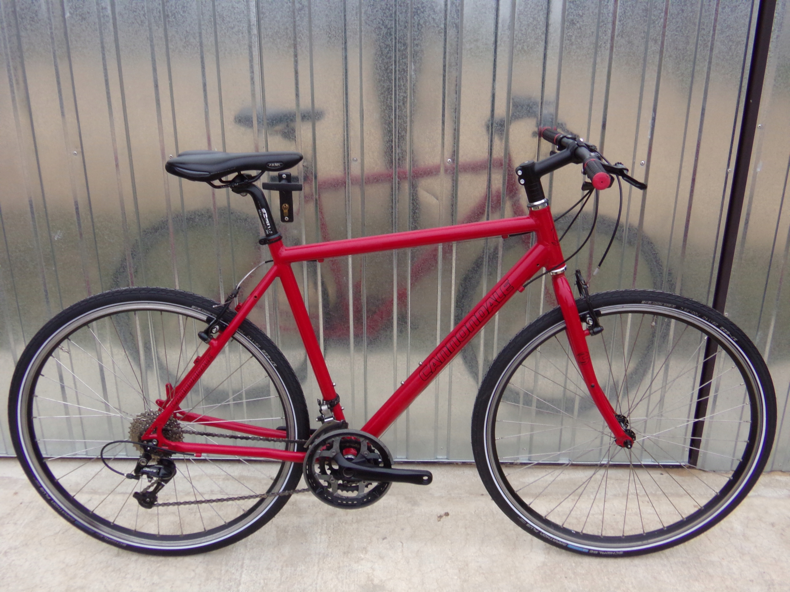 CANNONDALE, FULL DEORE, KOŁA 28'' 27 SPEED