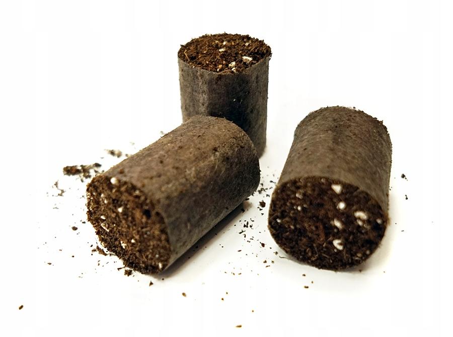 Paper Pot Doniczki Do Sadzonek 30mm Z Substratem