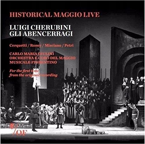 CD Cherubini, L. - Gli Abencerragi Maggio Musicale