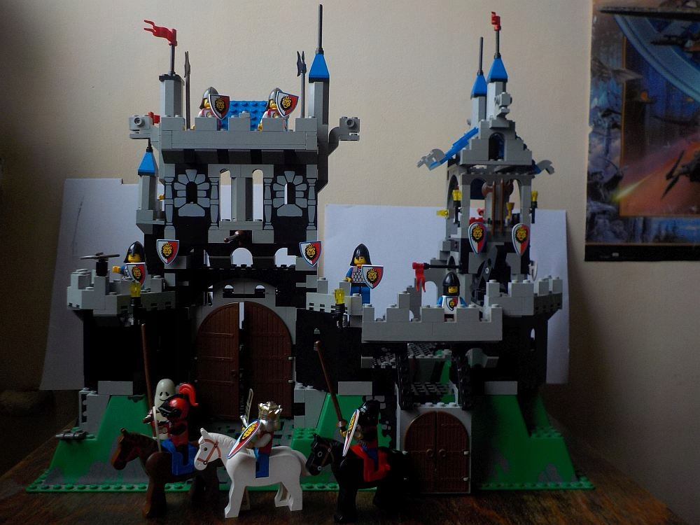 Lego 6090 Royal Knight's Castle