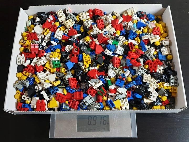 LEGO MIX FIGURKI LUDZIKI LUZ KG MINIFIGURKI MIX