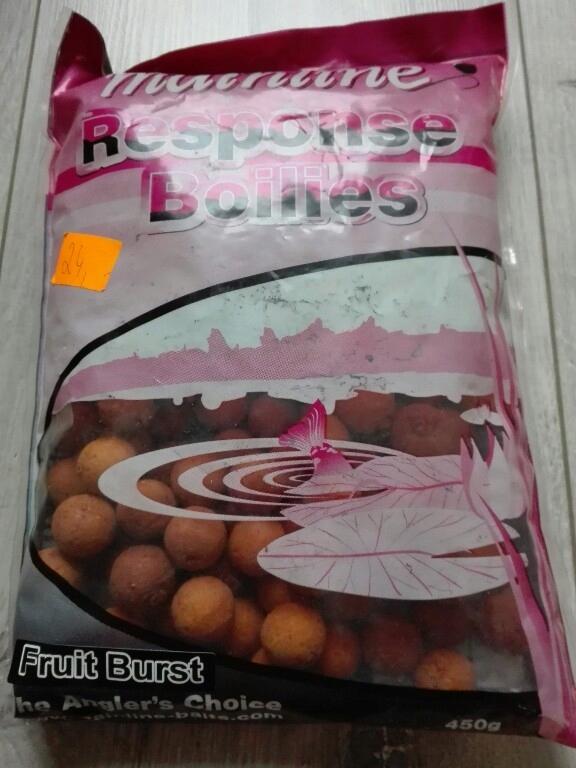 kulki karp mainline fruit burst 450g okazja