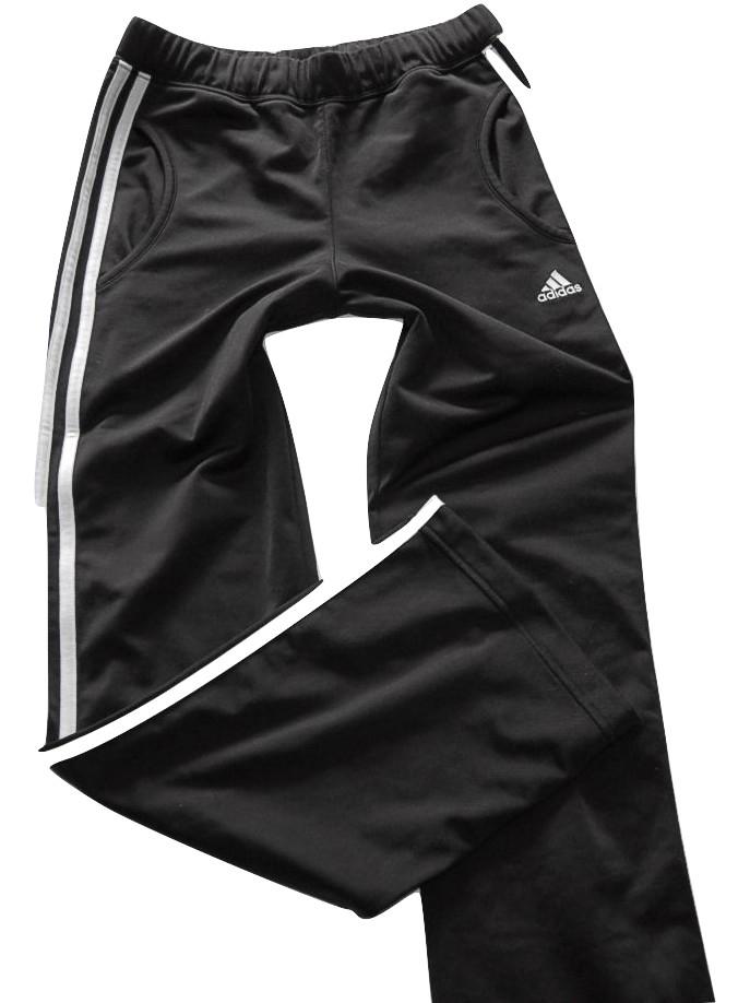 8G113 spodnie ADIDAS JAK NOWE 11,12 LAT /152cm