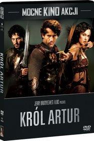 KRÓL ARTUR MOCNE KINO AKCJI DVD FOLIA
