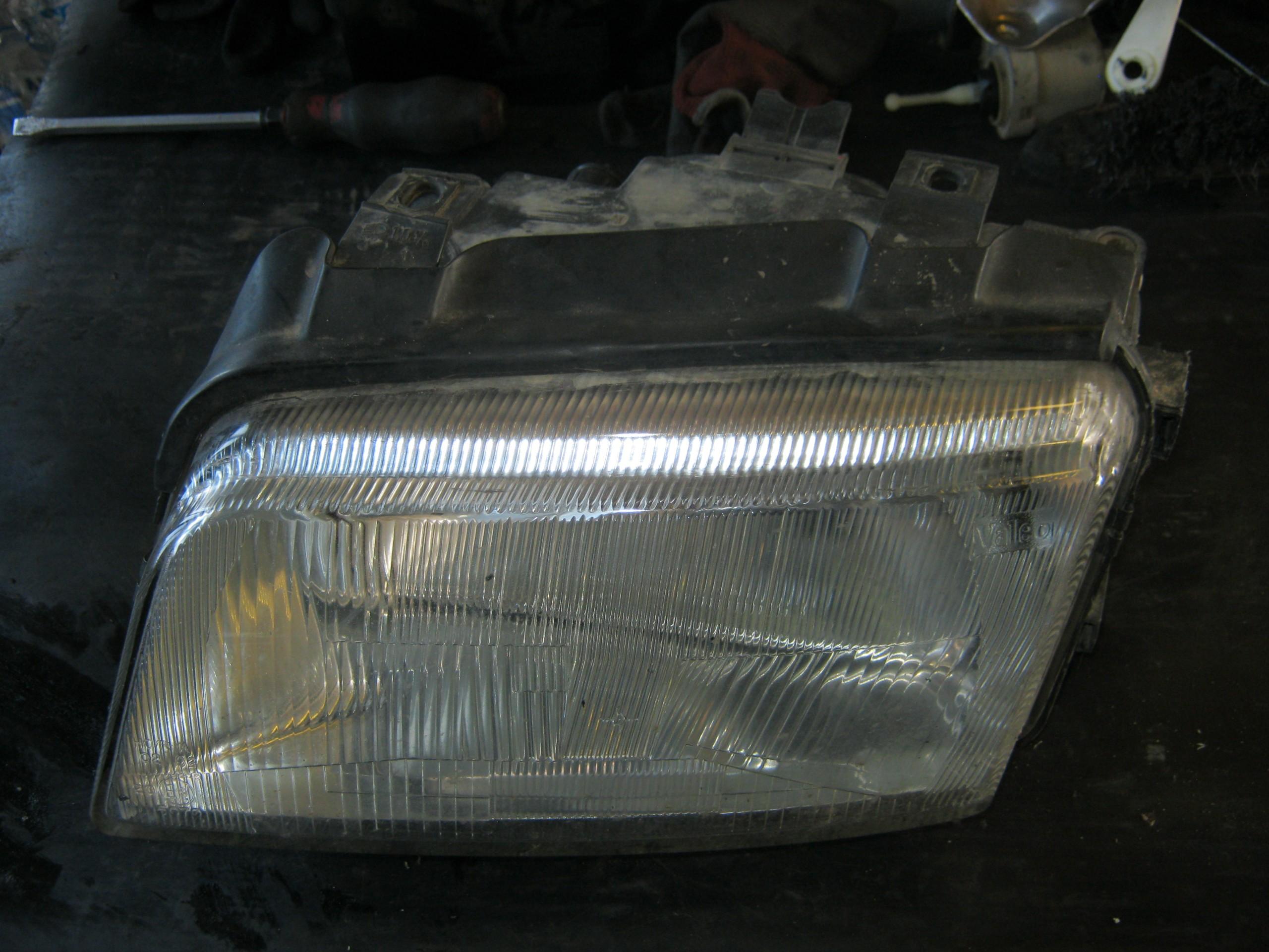 Lampa Lewy Przód Audi A4 B5 Przed Lift Valeo 7436828639