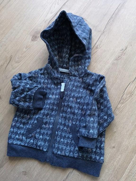bluza TU 62/68 3/6 miesiecy dla chłopczyka