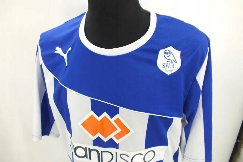 Puma Sheffield Wednesday koszulka klubowa XL