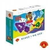 Gra edukacyjna Gra - Klucz i się ucz ALEX