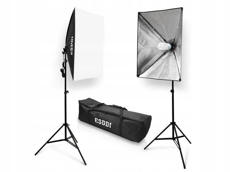 ESDDI PS025 Softbox Studio 50x70cm WADA BCM