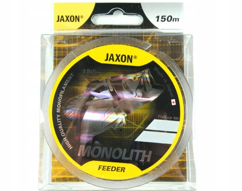 żyłka MONOLITH FEEDER jaxon 150m japan 11kg 0,22mm