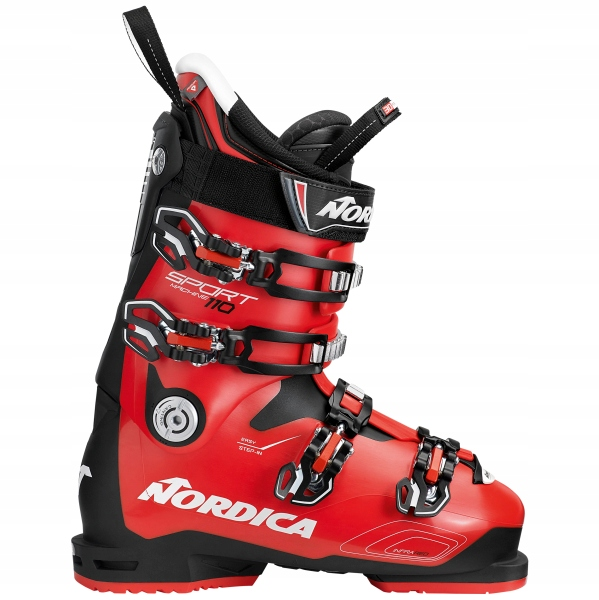NORDICA buty SPORTMACHINE 110 Black Red 18/19 280