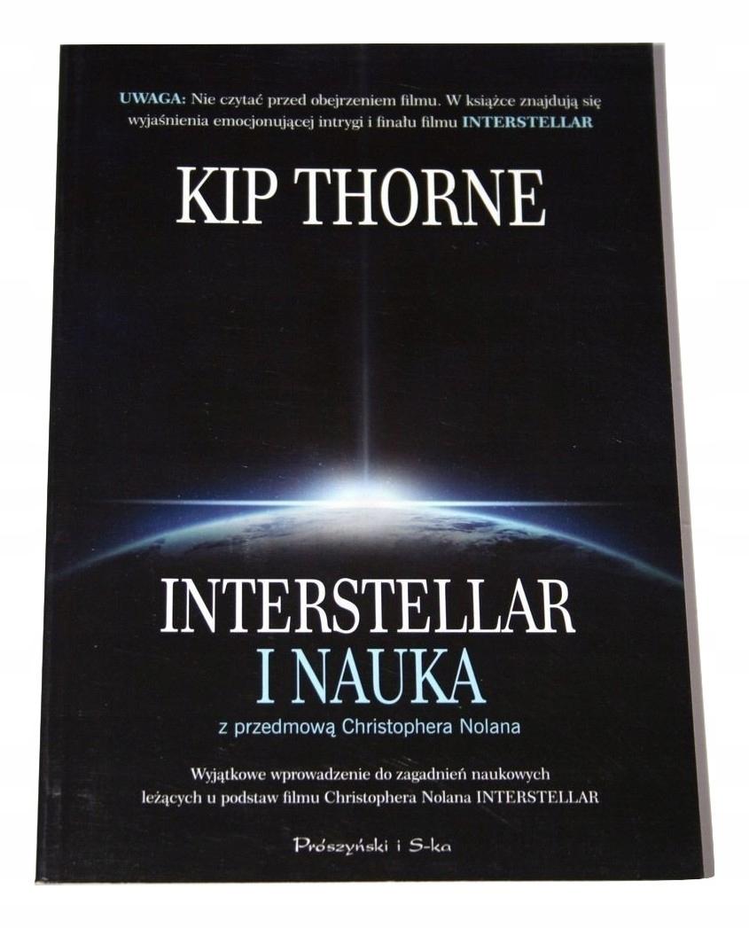 Kip Thorne - Interstellar i nauka