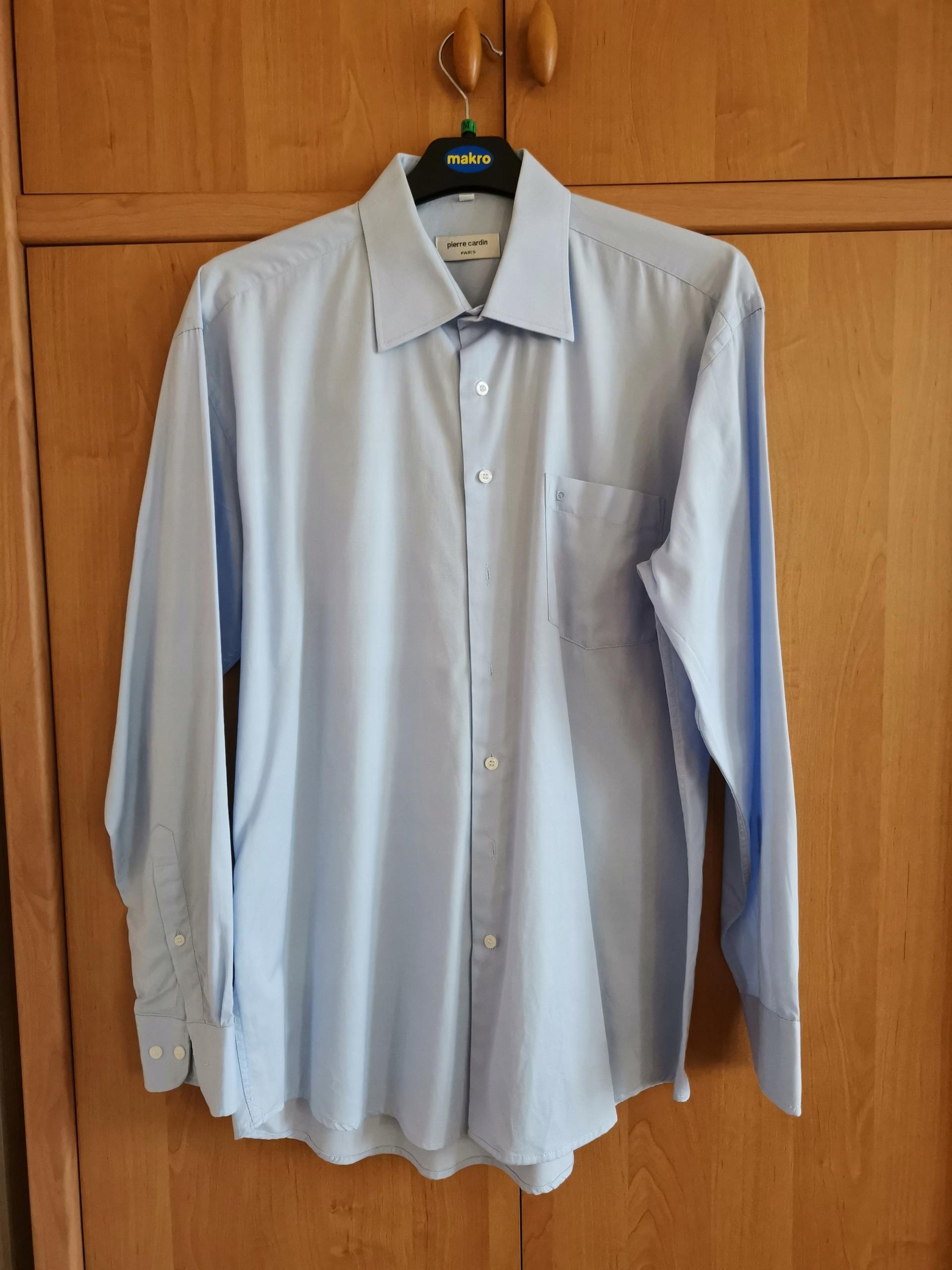 Koszula męska Pierre Cardin XXL 100% Bawełna!!