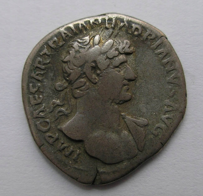 AR-DENAR - Hadrian (117 - 138) - VOT PVB