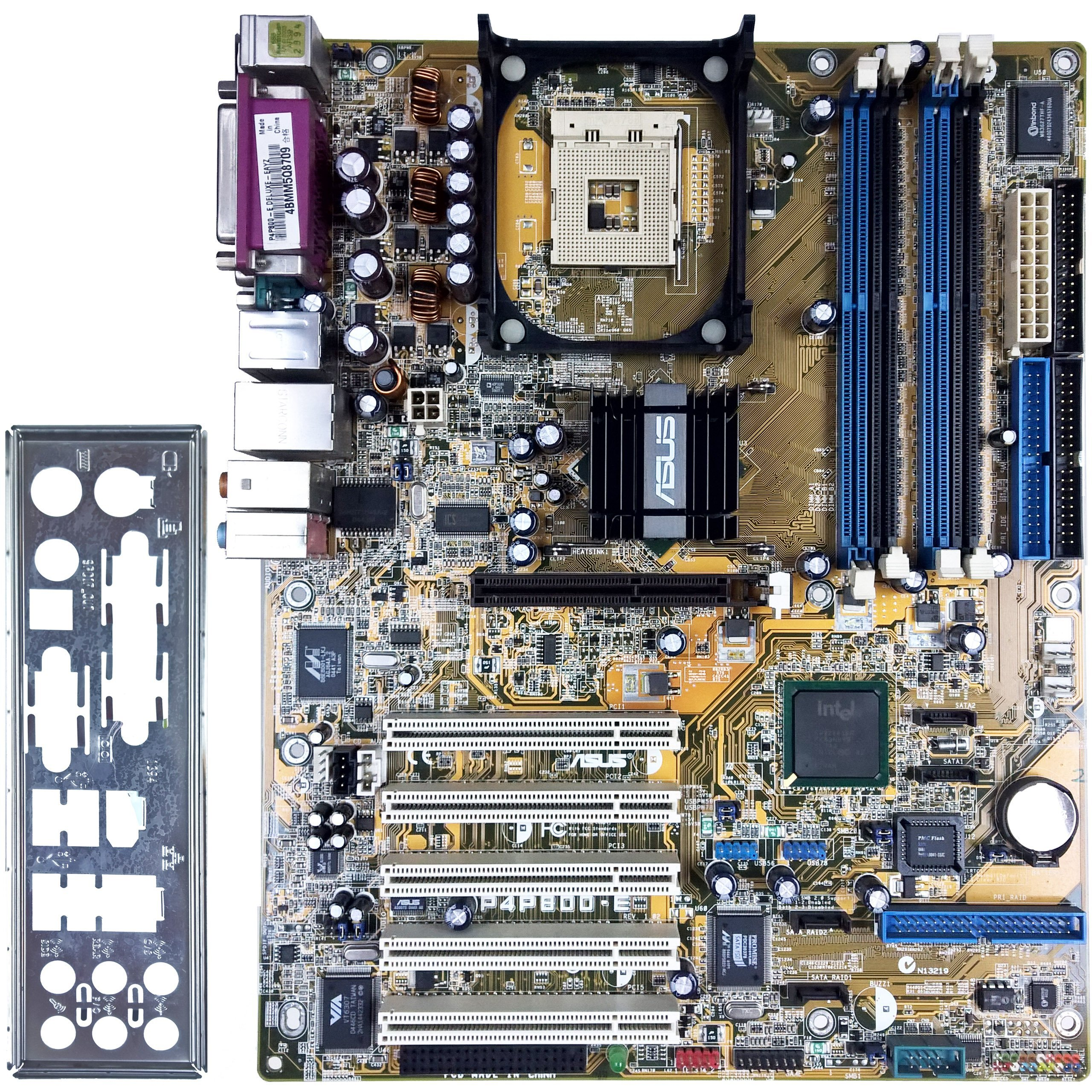 ASUS P4P800 DELUXE TREIBER WINDOWS XP