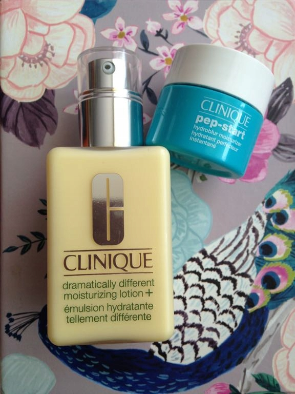 Clinique dramatically lotion 125ml + miniatura pep