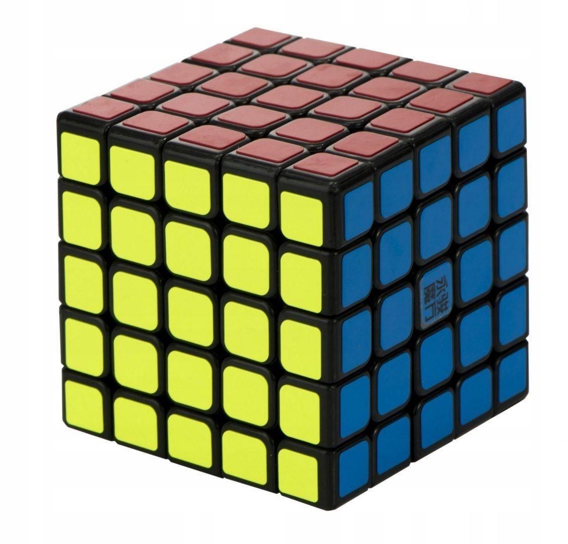 Gra logiczna Kostka łamigłówka 5x5 6,35cm