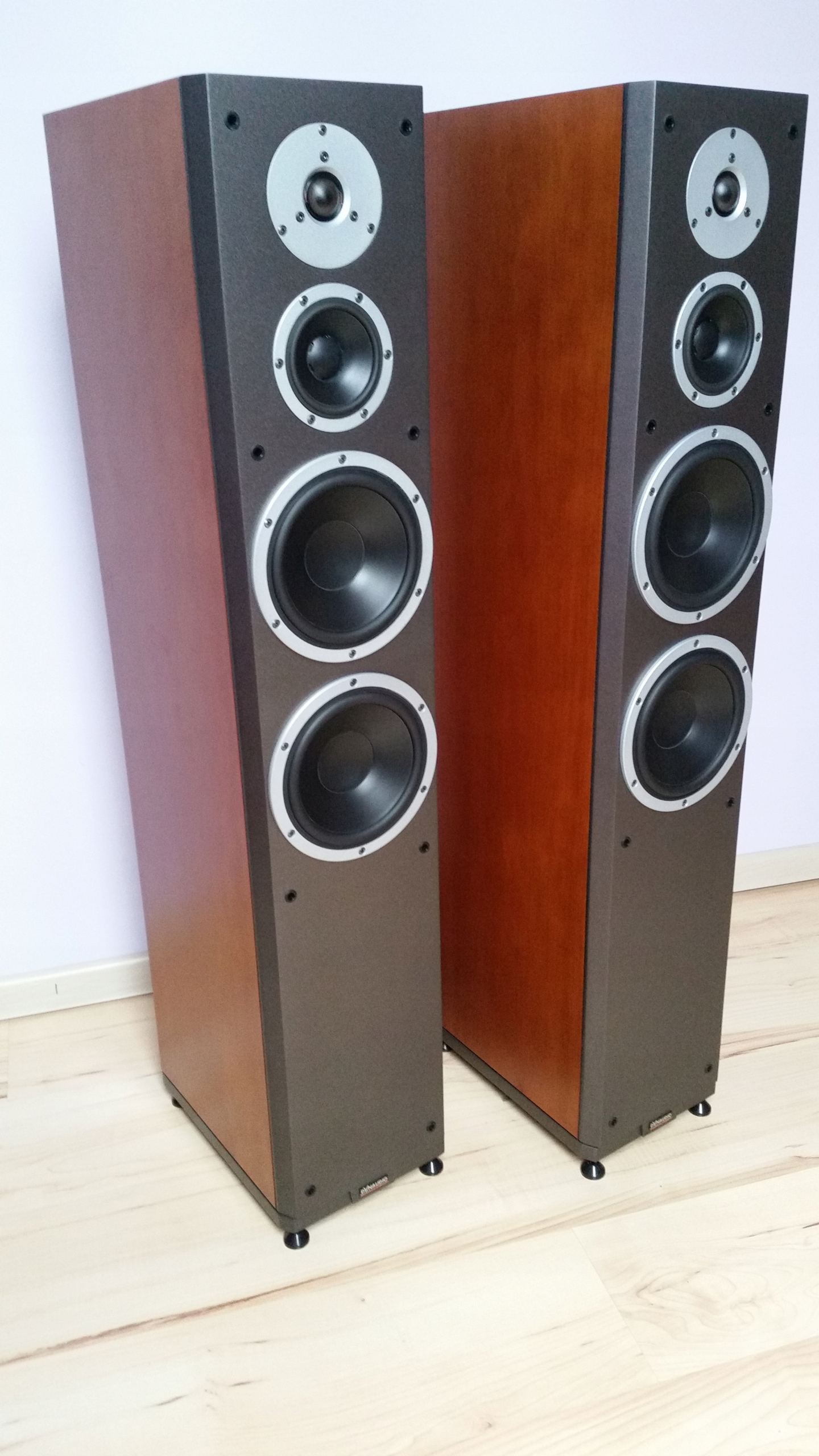 Kolumny Dynaudio Excite X36 Cherry, stan idealny !