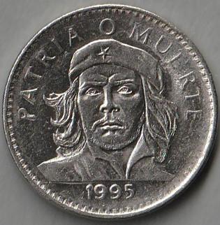 Kuba / 3 pesos / 1995 / Che Guevara