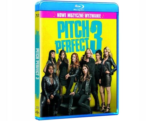 PITCH PERFECT 3 (Anna Kendrick) BLU-RAY