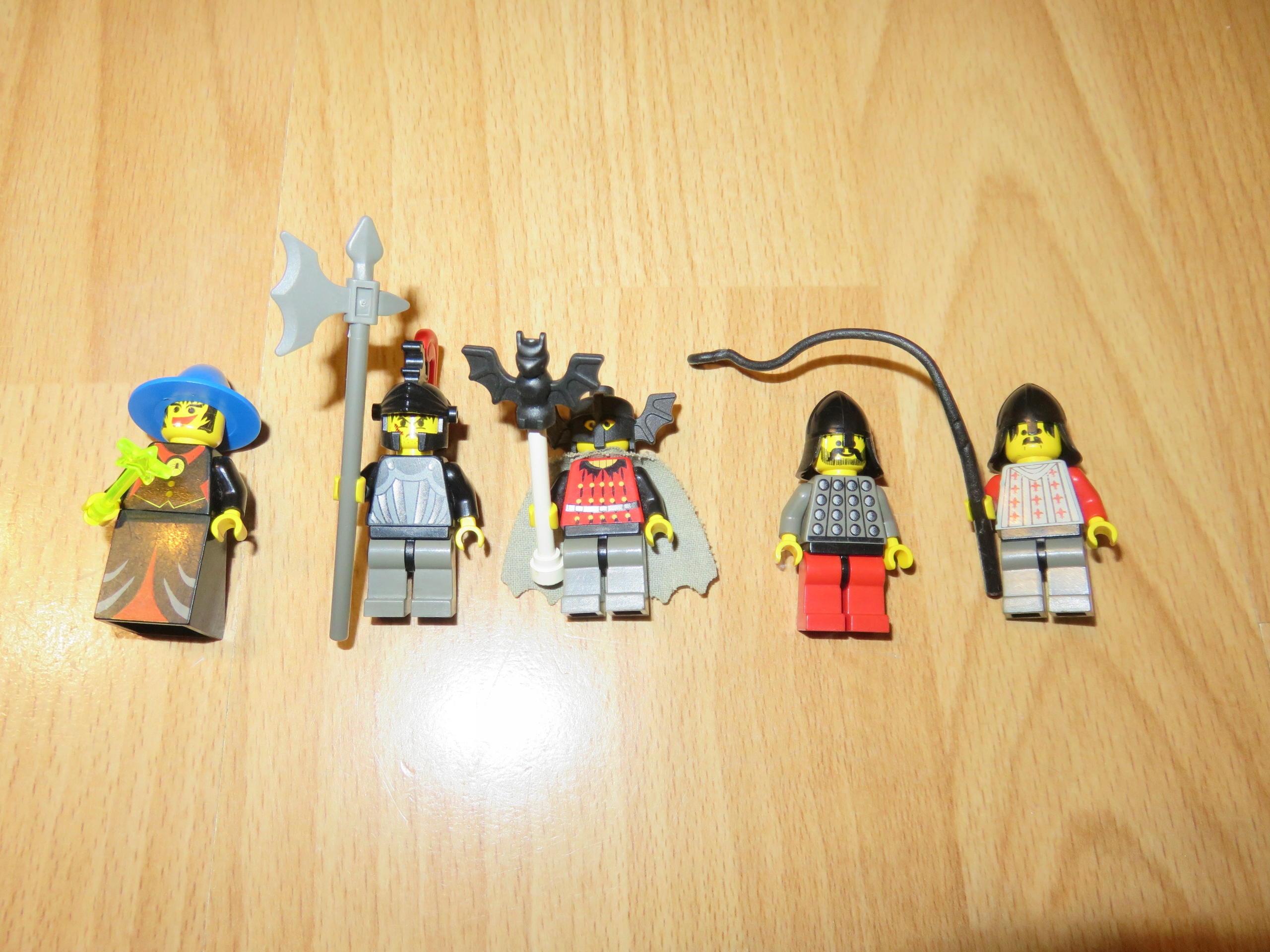 Lego System Zamek 6097 Powóz Rycerze 1997r.