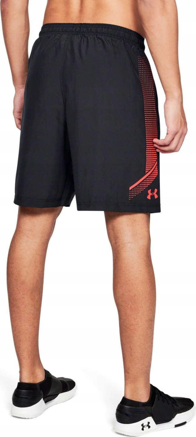 Spodenki Woven Graphic UNDER ARMOUR L 1309651-002