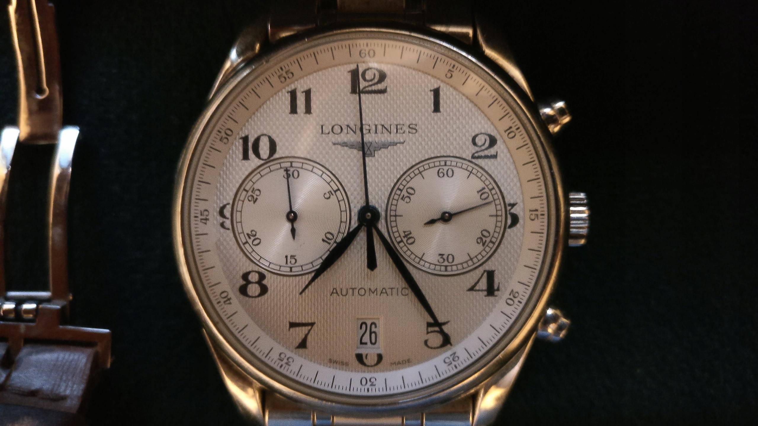 Zegarek LONGINES Master Collection L 2.629.4