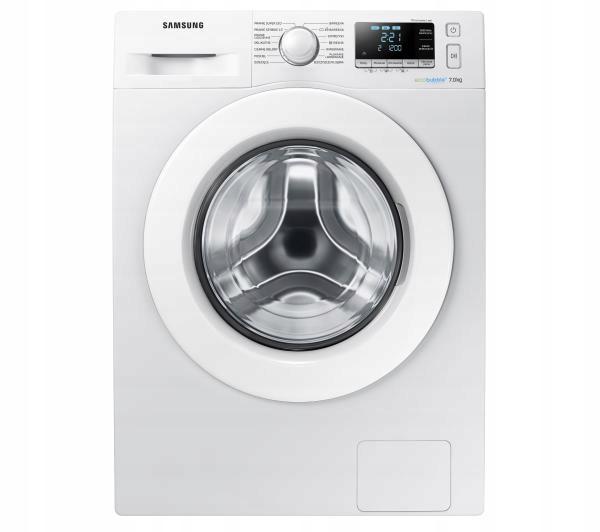 Pralka Samsung WW70J5346MW 1200 obr/min Eco Bubble