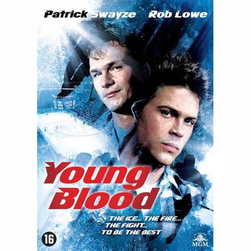 DVD Movie - Young Blood Cast: Rob Lowe, Patrick Sw
