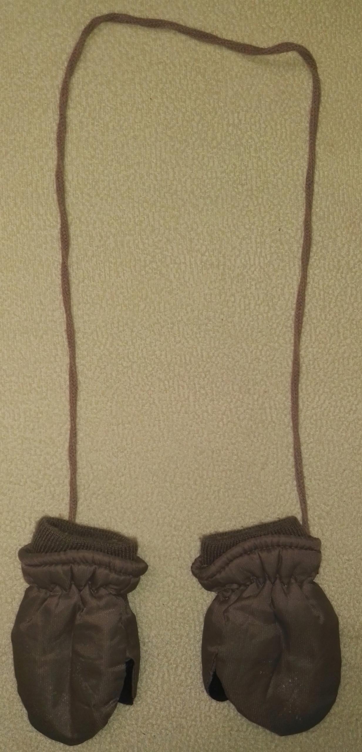 Zimowe rękawiczki roz . L (13 cm)