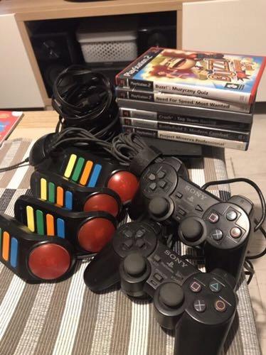 2x konsola PlayStation 2 (PS2)