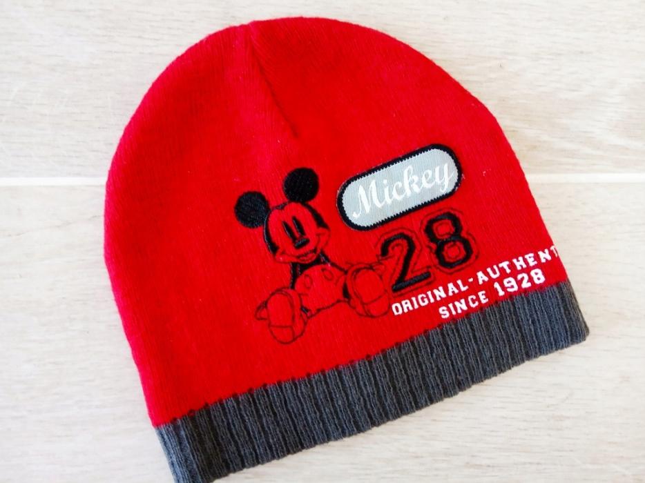 Czapka myszka Mickey 1-2 lata