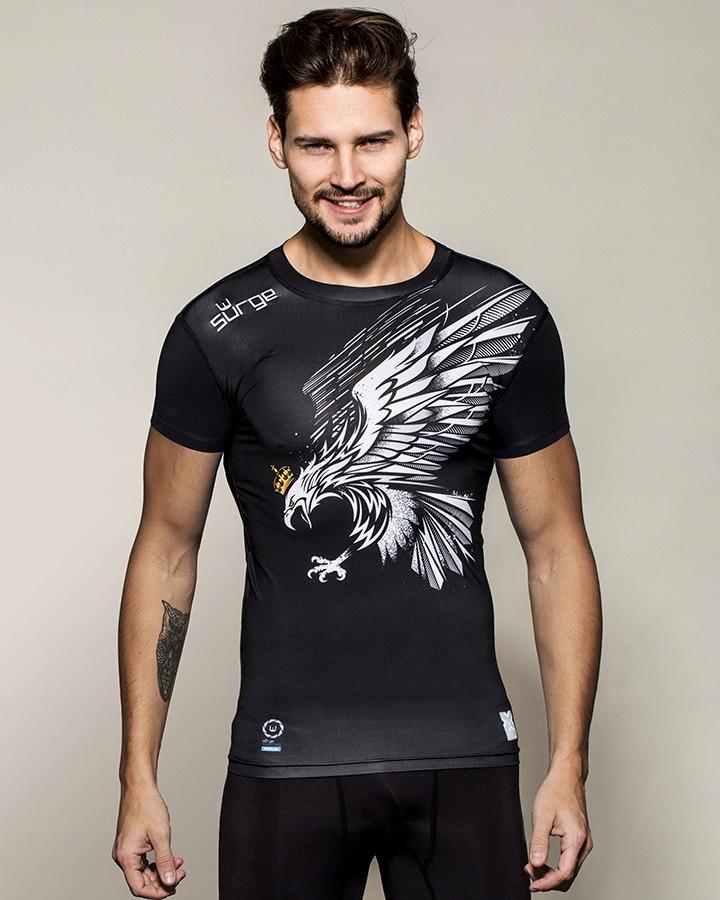 Koszulka rashguard Orzeł PW Surge Polonia r.XL