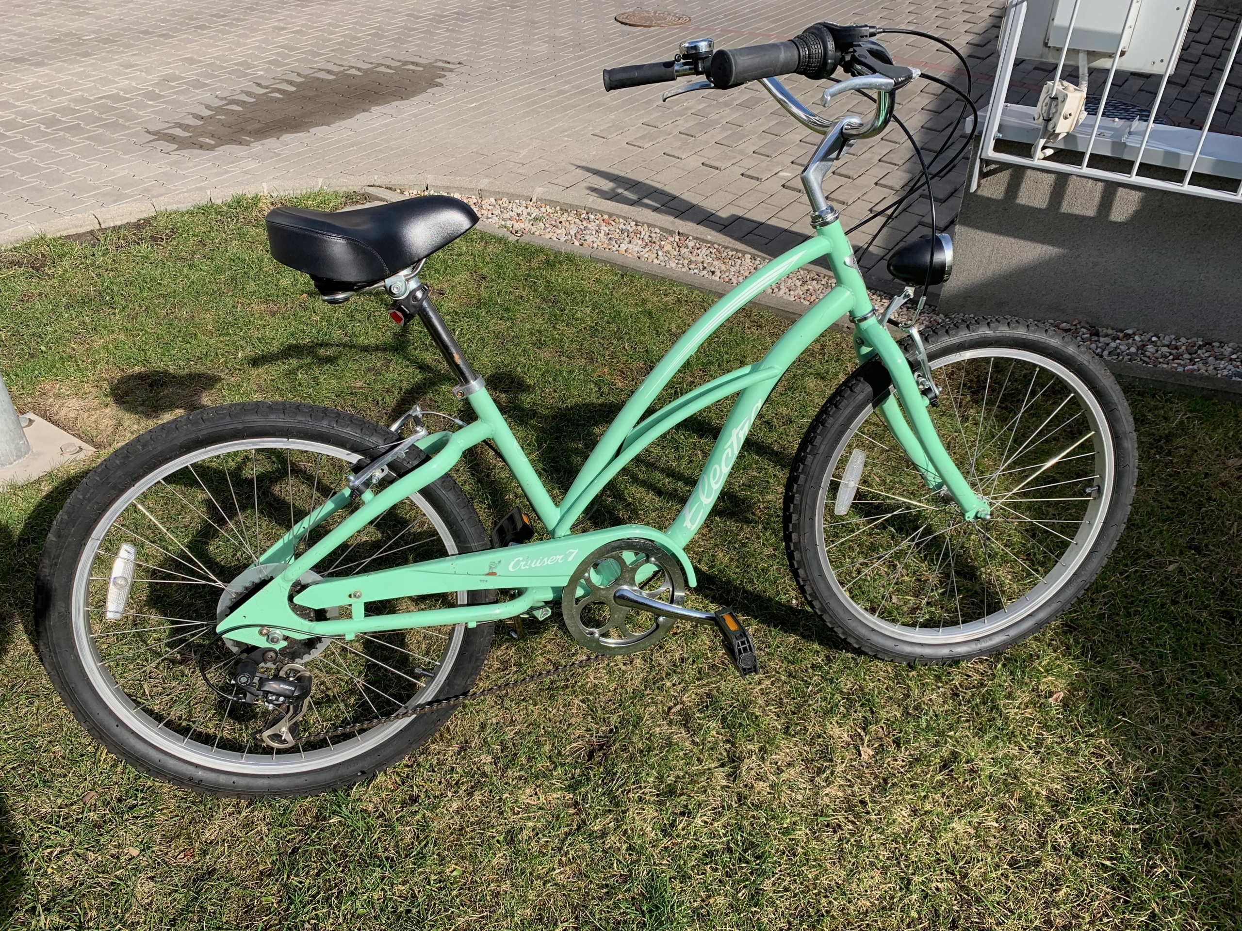 "Piękny rower Electra Cruiser 7 24"""