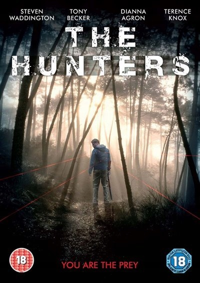 The Hunters [DVD]