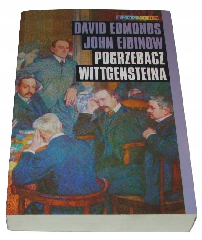 Pogrzebacz Wittgensteina Edmonds, Eidinow /SRL