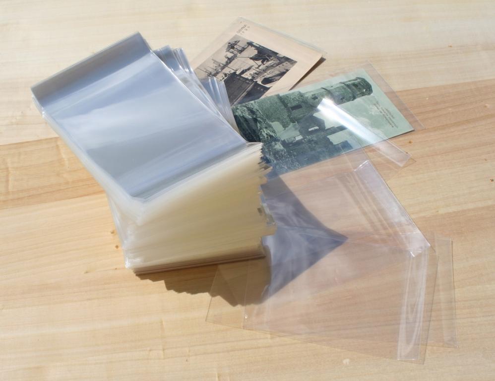 Folia na banknoty 215 X 153 ( 88 sztuk)-250 gram